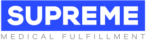 Supreme Medical Fulfillment Logo