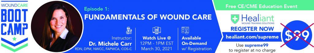 Supreme-Medical-March-Healiant-CEU-Wound-Care