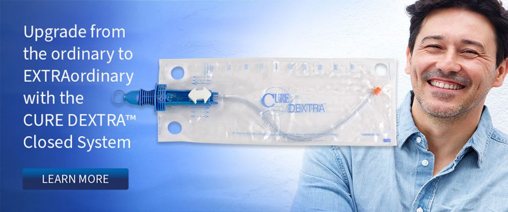 cure-dextra-closed-system-catheter