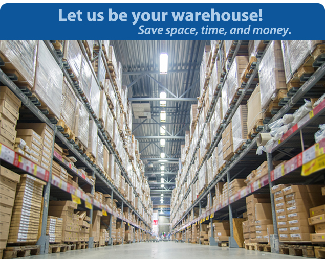 Saving Space, Time, and Money by Partnering with a Distributor