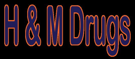 H&M Drugs Logo